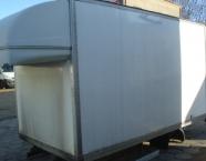 Na sprzedaż kontener zdemontowany z iveco z 2010r.<br /> Zabudowa w bardzo dobrym stanie,...